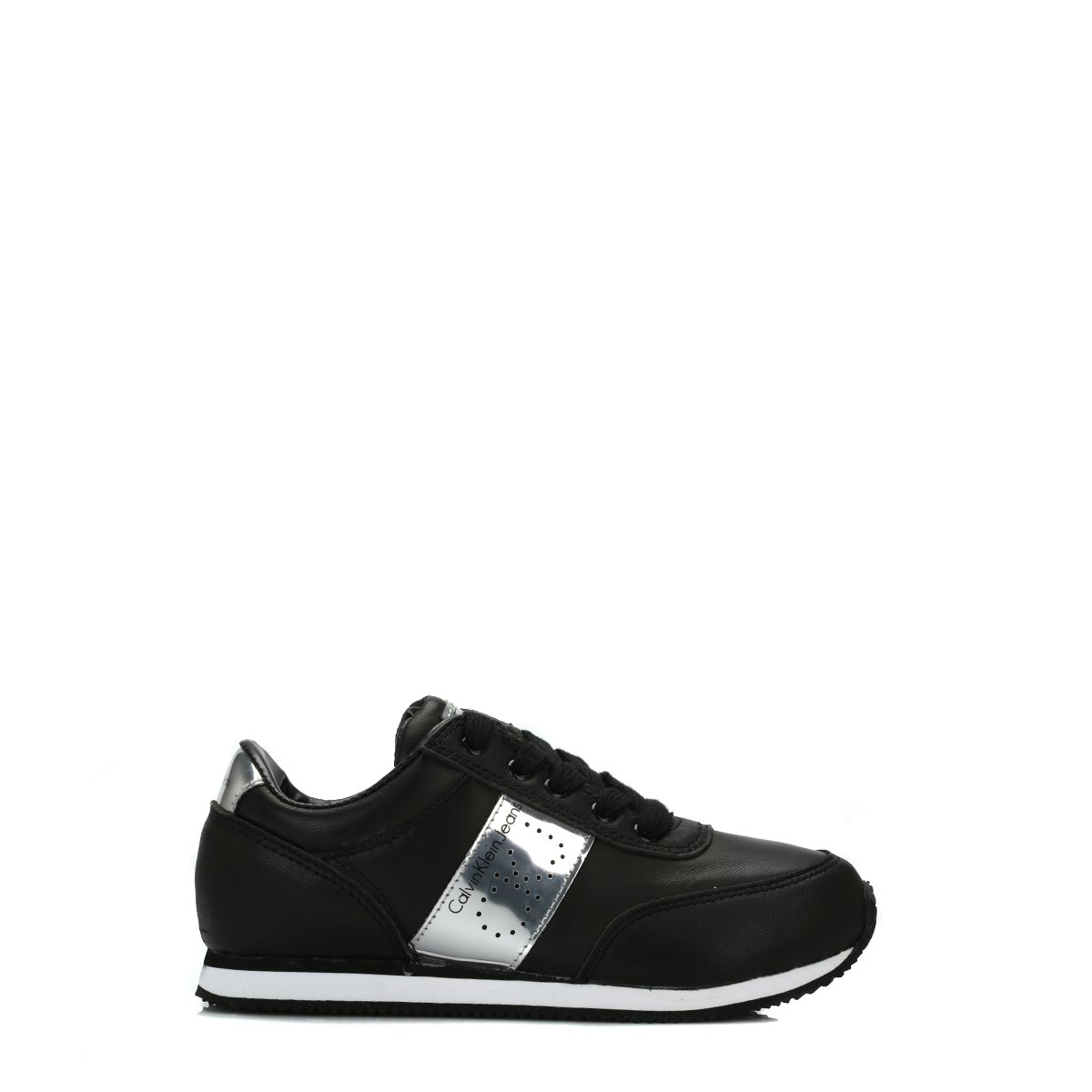 Calvin Klein Jeans Kids Black \u0026 Silver