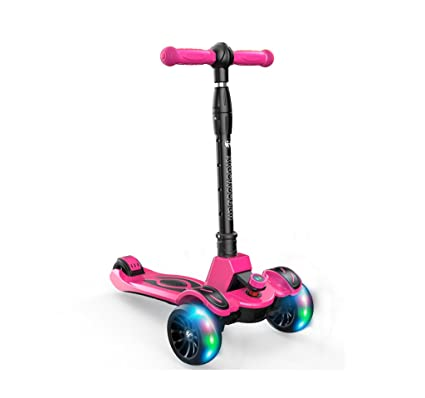 Amazon.com : scooter Childrens toys/Flashing roller skates ...