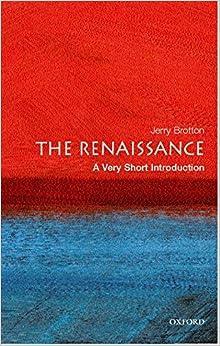 The Renaissance: A Very Short Introduction por Jerry Brotton