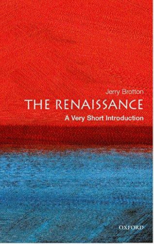 The Renaissance  A Very Short Introduction