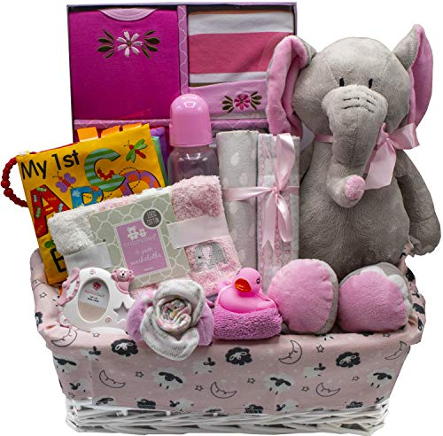 Bundle Deluxe Gift Basket Medium