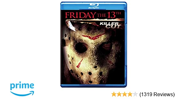 Amazon com: Friday the 13th (Extended Killer Cut and