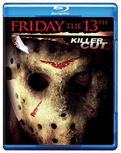 Friday the 13th (Extended Killer Cut and Theatrical Cut) [Blu-ray]
