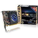 Galaxy GeForce MDT GT 520 1 GB DDR3 PCI Express 2.0 Quad DVI Multi-display Graphics Card (52GGF4AM5UXX)