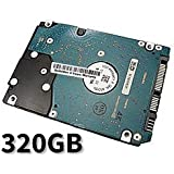 Seifelden 320GB Hard Drive 3 Year Warranty for Dell Inspiron 1428 1440 1464 1470 (3437) (5420) (5421) (5425) (5437) (7420) (N4010) (N4110) (N4120) 14z (5423) (N411z) 15 (1564) (3521) (3537) (7537)