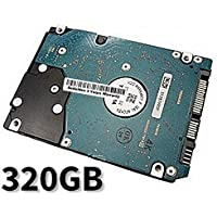 Seifelden 320GB Hard Drive 3 Year Warranty for HP Pavilion DV7-4104CA DV7-4127CA DV7-4138CA DV7-4148CA DV7-4151NR DV7-4153CL DV7-4154CA DV7-4157CL DV7-4165DX DV7-4167CA DV7-4169WM DV7-4170US