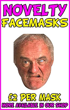 Father Jack Novelty Celebrity Face Mask Party Mask Stag Mask