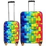 ATM Luggage 3-D 2-Piece Set