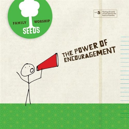 Seeds Family Worship: Power of Encouragement, Vol. 5 by The Watering Can Collective
