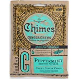 Chimes Ginger Chews Peppermint - 5 oz