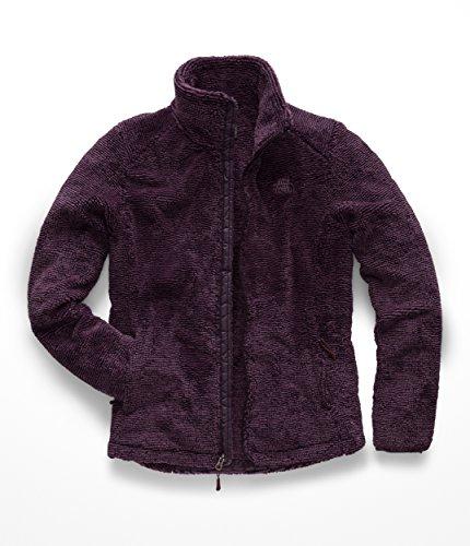 - The North Face Womens Osito 2 Jacket - Galaxy Purple - XXL
