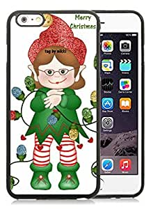 Individualization Case Cover For Ipod Touch 5 Merry Christmas Black Case Cover For Ipod Touch 5 PC Case 47