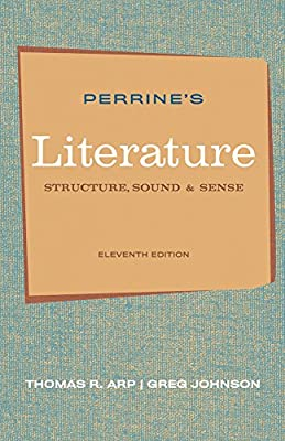 Introduction to Literature Resource Center for Arp/Johnson's Perrine's Literature: Structure, Sounds, and Sense, 11th Edition