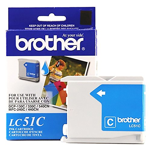 Brother MFC-465CN Cyan Original Ink Standard Yield (400 Yield)