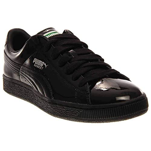 2c2391dec38b7 PUMA Mens Basket Matte & Shine Athletic & Sneakers