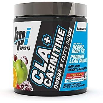 Amazon.com: CLA + Carnitine, alta potencia, Non Estimulante ...