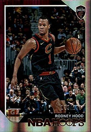 468a65b883b1 2018-19 Panini Hoops Premium Box Set Basketball  122 Rodney Hood SER199  Cleveland Cavaliers