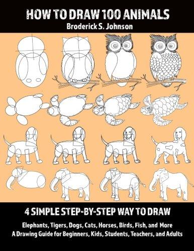 100 drawings - 1