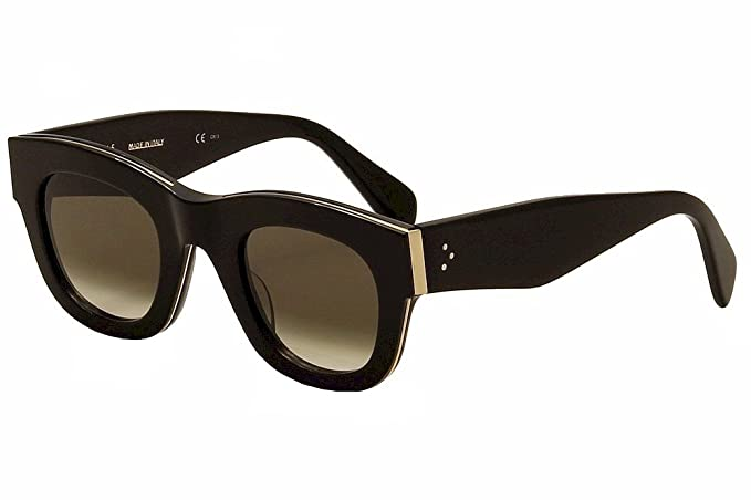 d2f8063b95ae Image Unavailable. Image not available for. Colour  Celine 41095 S Sunglass-0AUB  ...