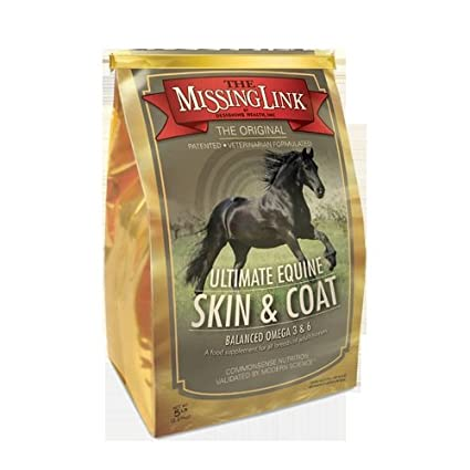 Amazon.com: Missing Link Ultimate Equino Skin & Coat ...