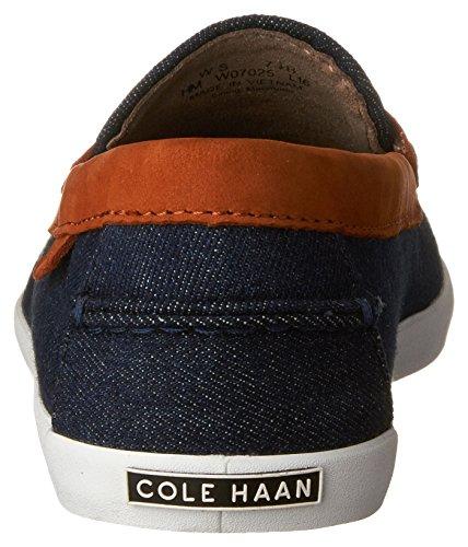 Cole Haan Frauen Pinch Weekender Penny Loafer Blau