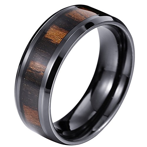 mens-wedding-bands-8mm-black-tungsten-carbide-eternity-promise-ring-retro-wood-inaly-high-polished-f