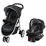Graco Aire3 Click Connect Travel System, Gotham Image
