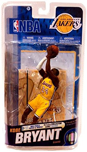 McFarlane Toys NBA Series 18 - Kobe Bryant 5 Action Figure by McFarlane