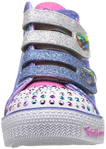 Pictures of Skechers Kids' Shuffle Lite-Unicorn Pals Sneaker 10995N 6