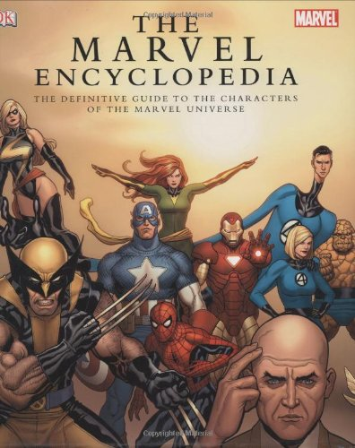 marvel comics encyclopedia