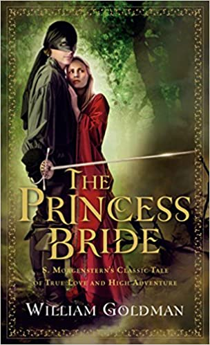 Image result for the princess bride book""
