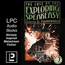 The Case of the Exploding Speakeasy - A Holmes-Watson Detective Team in Jazz-Age Philly!