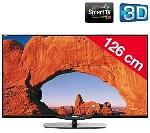 SHARP AQUOS LC-50LE650E - Televisor LED 3D Smart TV + Kit de limpieza SVC1116/10