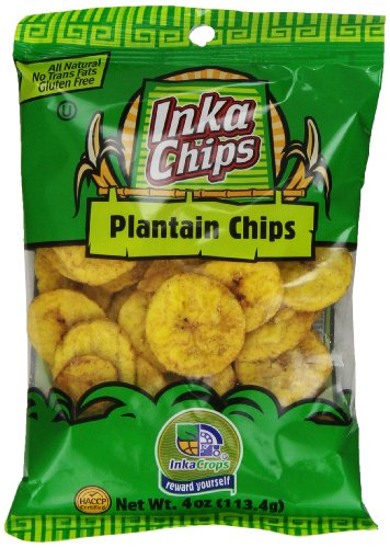 Inka Crops Inka Crops Roasted Plantains