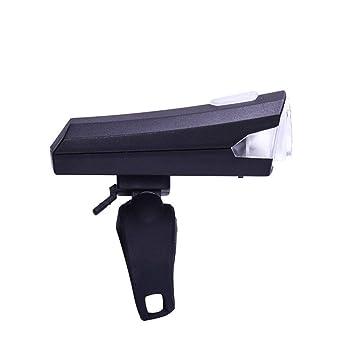 Dixinla Luz de Bicicleta Cargador USB, Grano lámpara ...