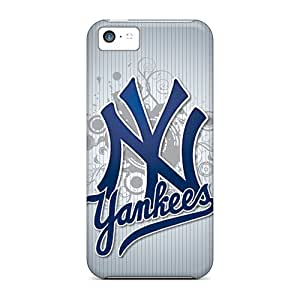 CfV324Dmfo pc Phone Case With Fashionable Look For Iphone 5c - Yankees