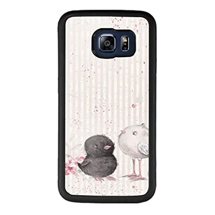 Amazon.com: HD Boxing Panda Samsung Galaxy S6 Funda ...