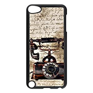 Custom Your Own Personalized Best Durable Retro Rotary Telephone Ipod 5 Case