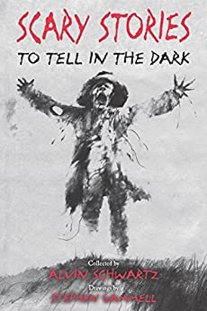 Scary stories to tell in the dark book amazon