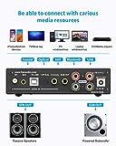 Fosi Audio Bluetooth Amplifier Stereo Hi-Fi 2.1