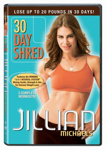 Jillian Michaels - 30 Day Shred (Jillian Michaels Ripped In 30 Level 2)