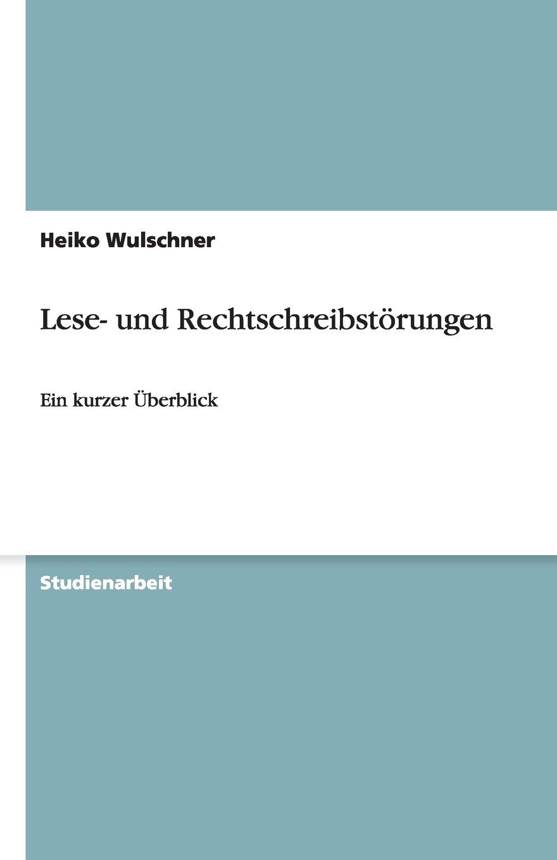 Download Lese- und Rechtschreibstörungen (German Edition) ebook