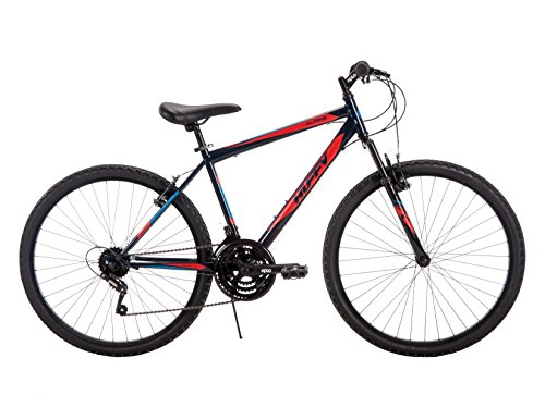 Huffy 26″ Men's Alpine Mountain Bike, Navy Blue