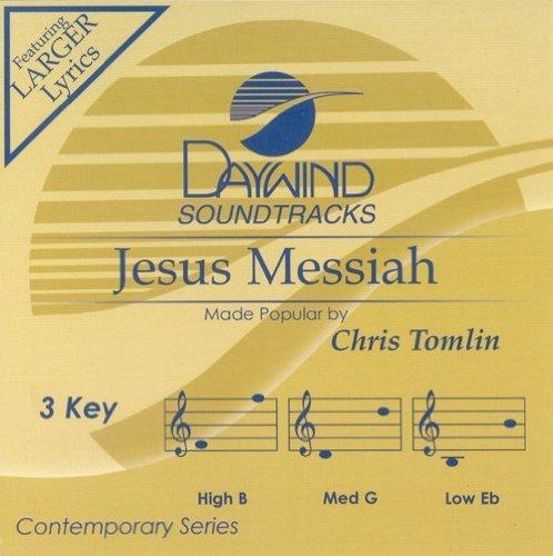 Jesus Messiah [Accompaniment/Performance Track] by Chris Tomlin (2008-08-01)