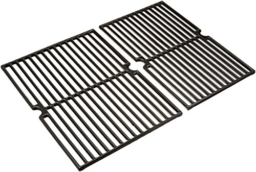 music-city-metals-63412-gloss-cast-iron-cooking-grid-set-replacement-for-gas-grill-models-bbq-tek-ss