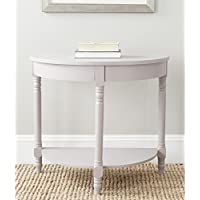 Safavieh American Homes Collection Randell Quartz Grey Console Table