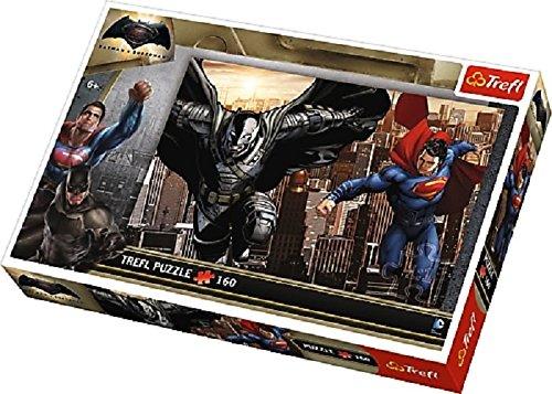 Puzzle Da 160 Pezzi Della Trefl Con Motivo Batman Vs Superman