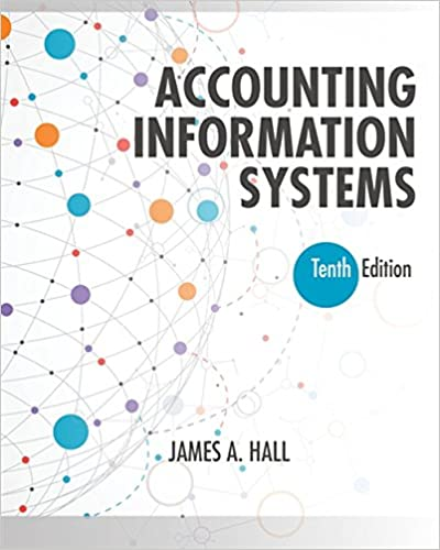 Solution manual for accounting information systems 10th edition by.