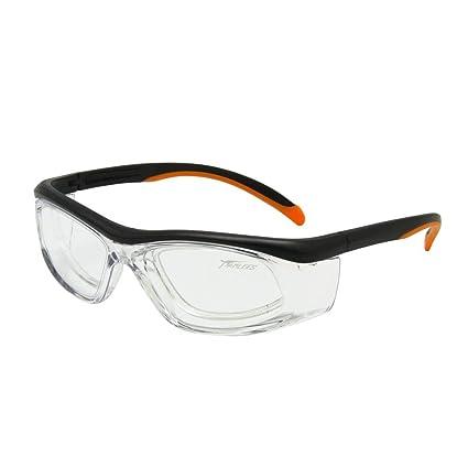 afbdbba4b0d36d Lunettes de sport avec Rx amovible Insert sécurité des lunettes anti-poussière  antistatique Lab usage