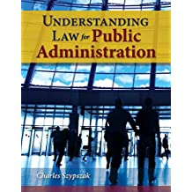 Understanding Law for Public Administration